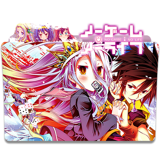 No Game No Life Icon Symbol image #37579