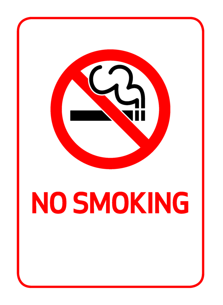 No Smoking Icon  Library image #26842