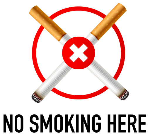 No Smoking Drawing Vector image #26849