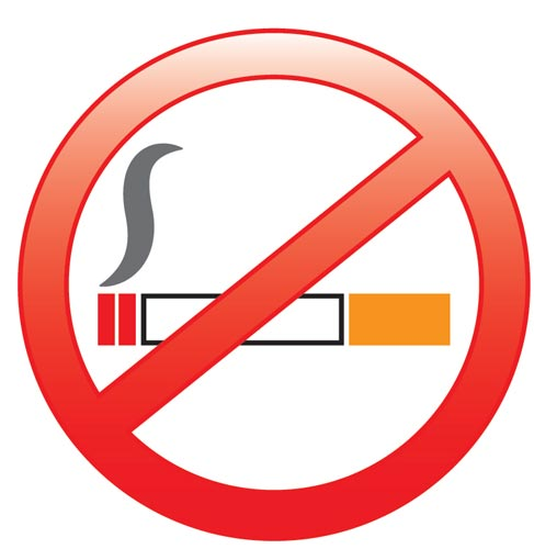 No Smoking Free Icon Png image #26852