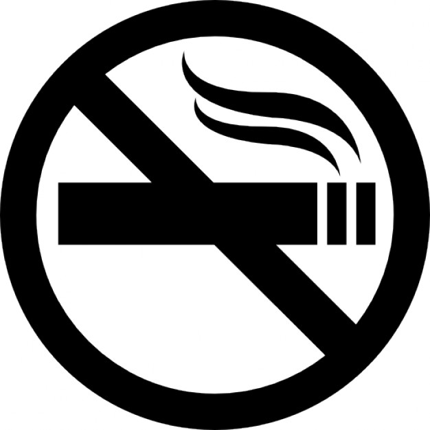 Drawing No Smoking Vector image #26836
