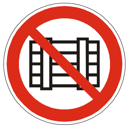 Not Allowed Sign Icon Png image #20453