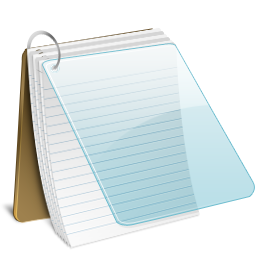 Pictures Icon Notepad