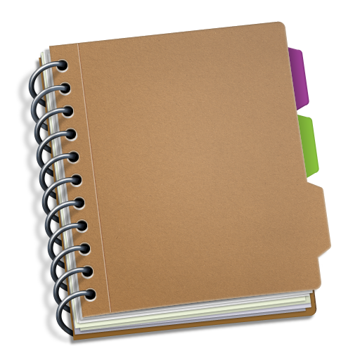 Icon Notepad Vector
