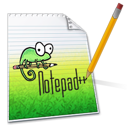 Notepad plus plus png icon