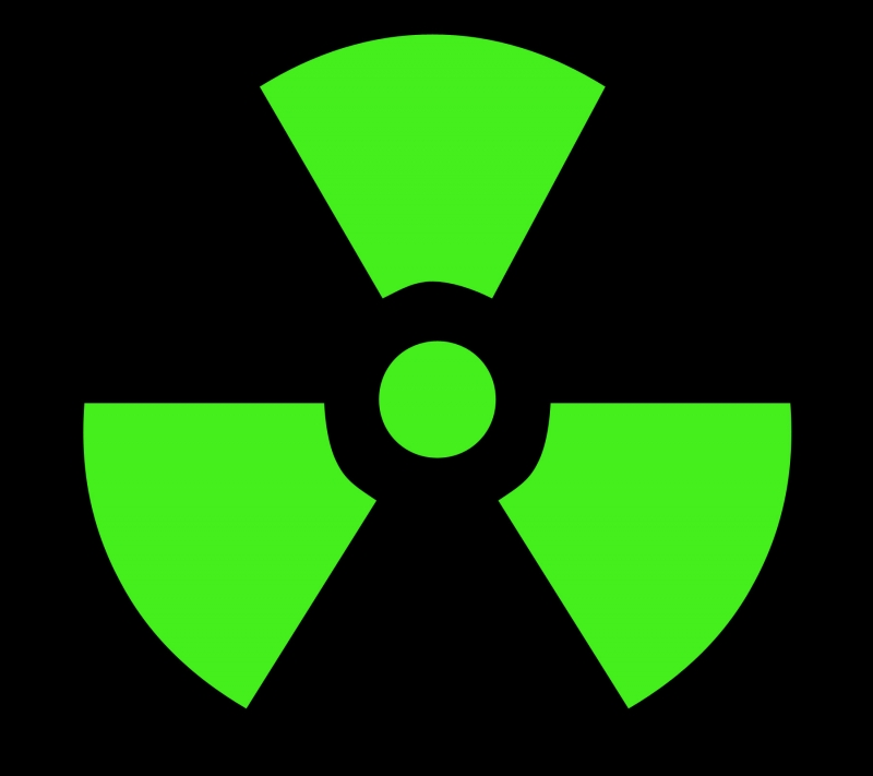 Nucleaire Symbol Icon