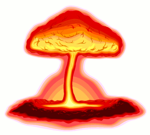 Nuclear Explosion PNG download nuclear explosion PNG images