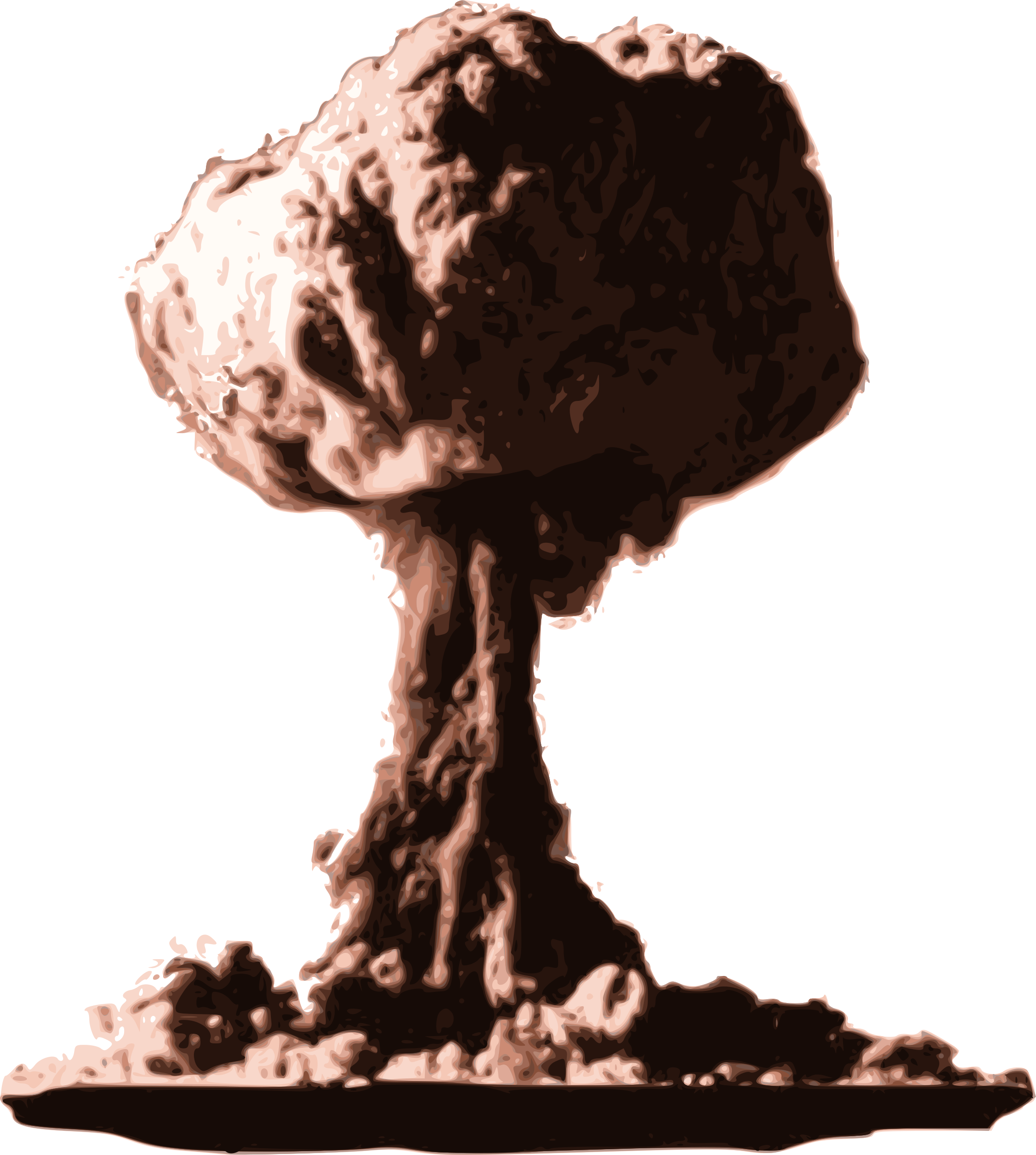 Download Clipart Png download nuclear explosion PNG images