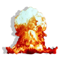 Download Free High quality Nuclear Explosion Png Transparent Images