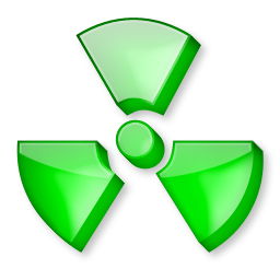 Vector Icon Nucleaire image #25279