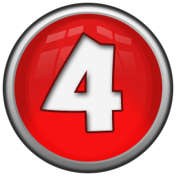 Number 4 Icon image #8118