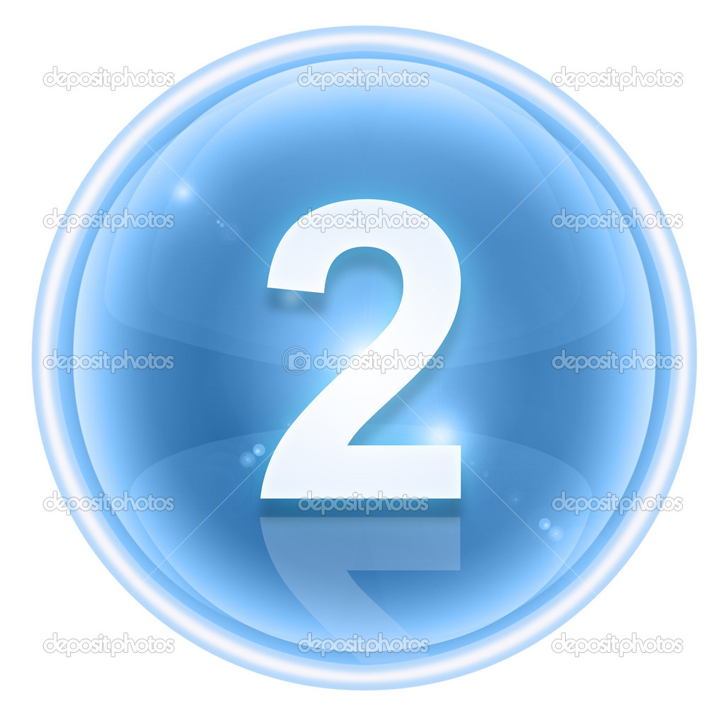 Free Number 2 Two Vectors Icon Download