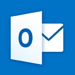 Office 365 Outlook Icon image #12637