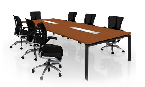 Office Furniture Conference Table Png image #31965