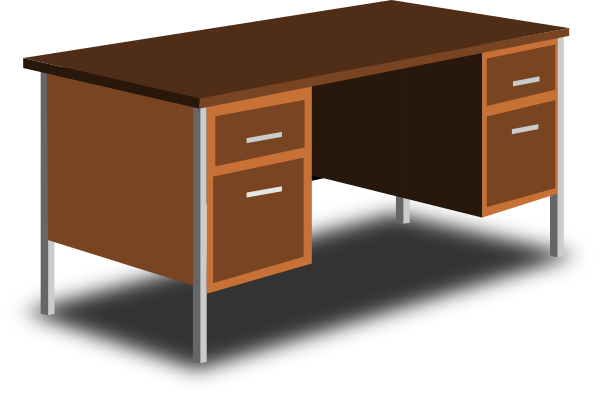 Office Furniture Table Png image #31961