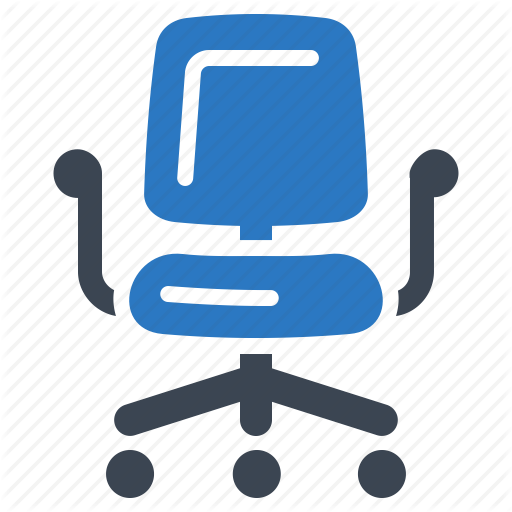 Office Icon Office Chair, Office Icons image #1777