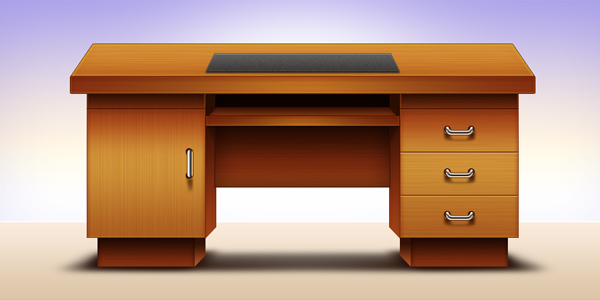 Office Table Png Download Clipart image #31969