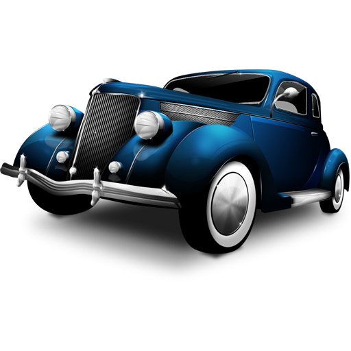 Old Car Icon Png image #4266