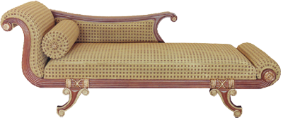 Old Couch Png Image #37473