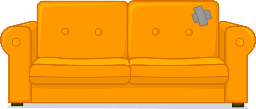 Old Couch Png download old couch PNG images