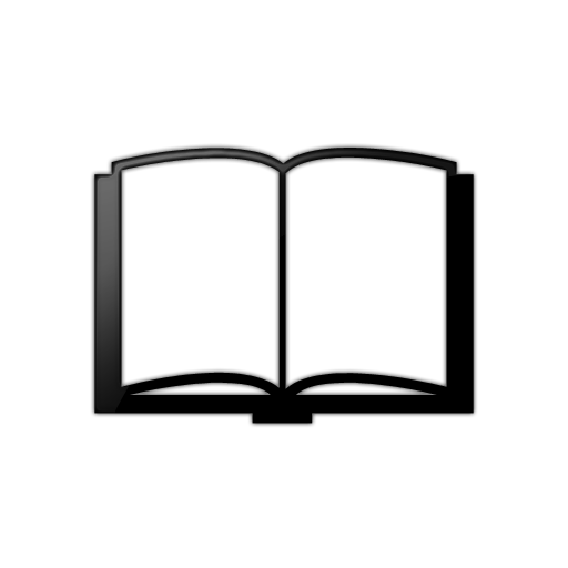 Open Book (Books) Icon #027288 » Icons Etc image #137