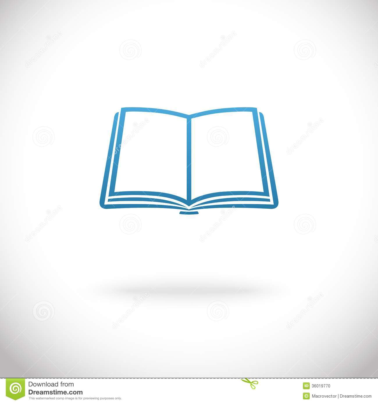 Download Open Book Icon Vectors Free image #16362