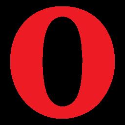 Opera Svg Icon