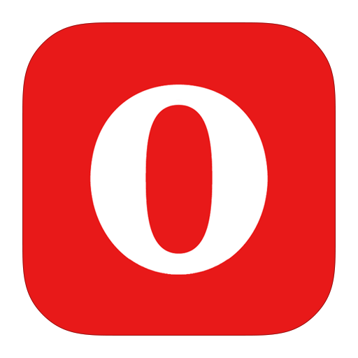 Browser Opera Icon image #40730