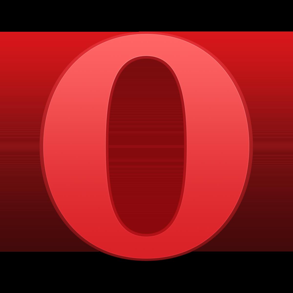 Opera Hd Icon