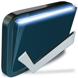 Transparent Options Icon