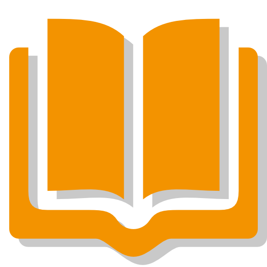 orange catalog icon