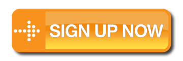 Orange Sign Up Now Button Png image #28481