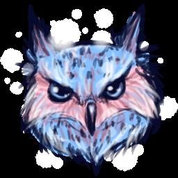 Icon Vector Owl