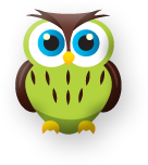 Owl Icon Drawing image #15581