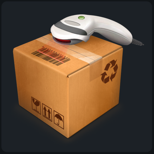 Packages Library Icon
