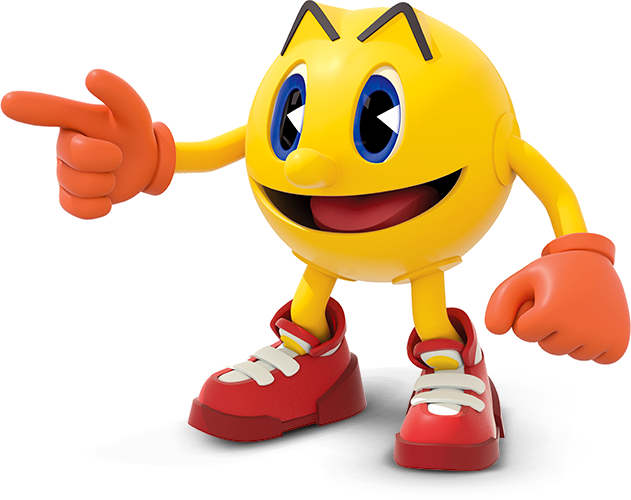 Pacman Collection Clipart Png image #25190