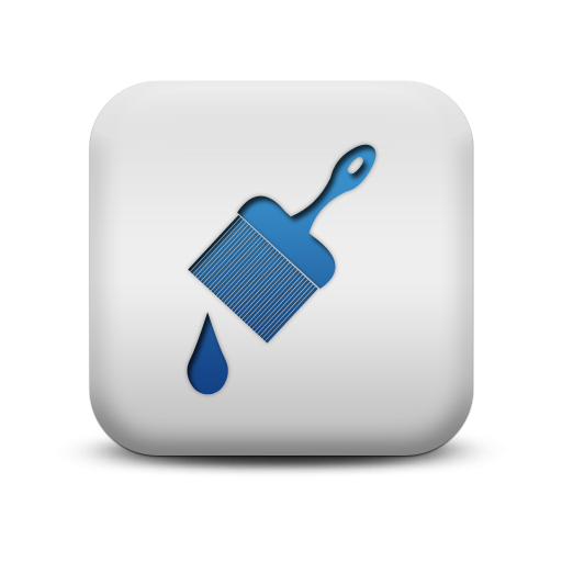 Paint Brush (Brushes) Icon