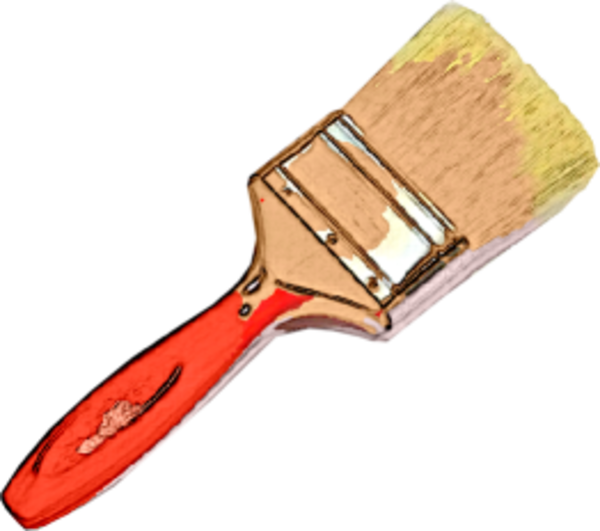 Icon Paintbrush Download Free Vectors image #20039