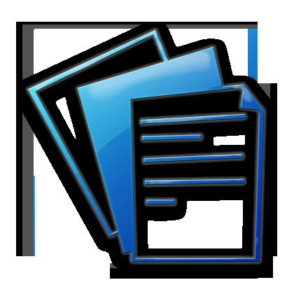 Pamphlet Icon image #37766