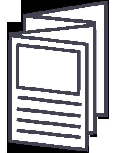 Pamphlet Icon image #37762