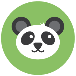 Panda Bear Icon Png Transparent Background Free Download 269 Freeiconspng