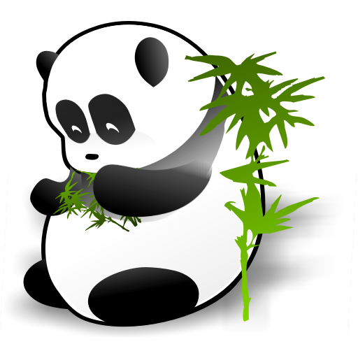 Drawing Panda Vector