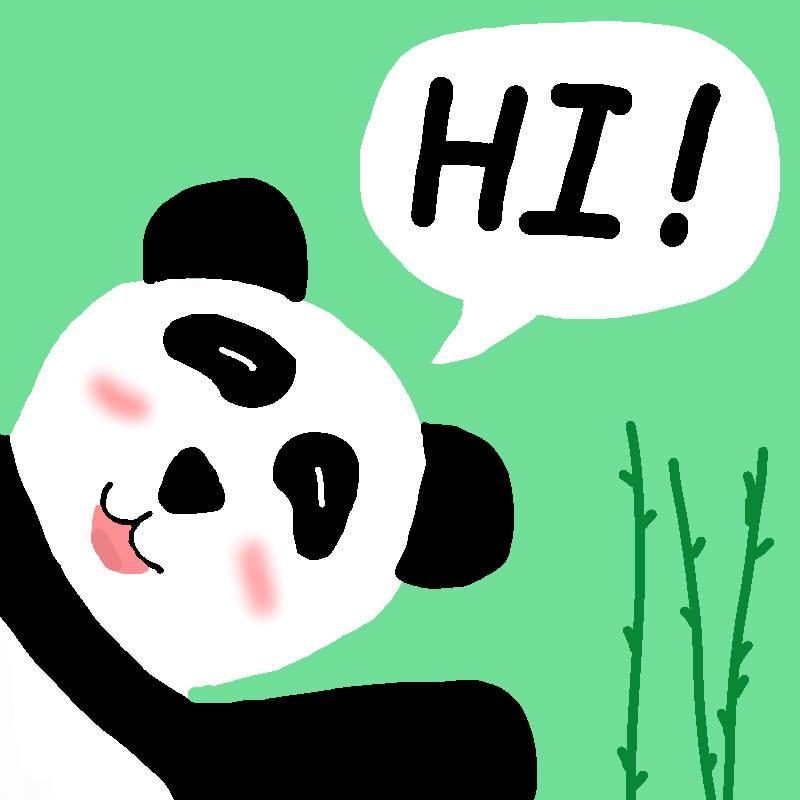 panda icon  transparent panda png images  u0026 vector