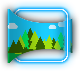 Panorama Library Icon image #17922