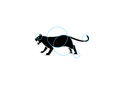 Size Icon Panther image #10624