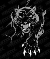 Free Png Panther Icon image #10634