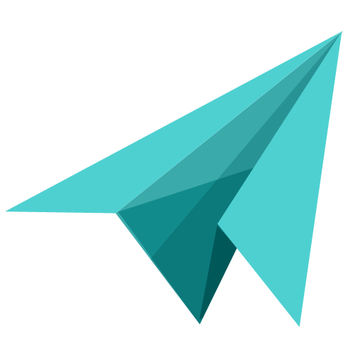 Paper Airplane Icon image #2511