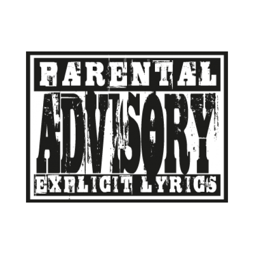 Parental Advisory Lyrics Logo Png image #43540