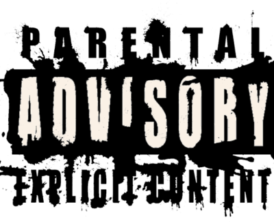Parental Advisory Vector Png image #43539