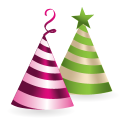 Party Celebration Icon Png image #15257